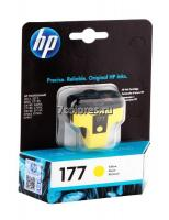 Картридж HP 177 Yellow